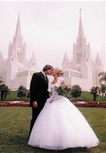 Dave & Kimber Married and sealed for eternity in San Diego Temple 2001