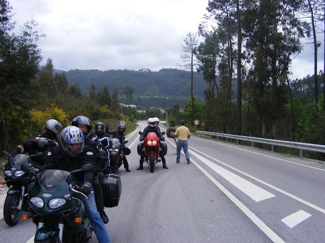 Portugal Tour 2008