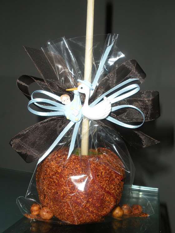 Tamarind/Chamoy Apple
