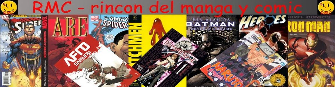 RINCON DEL MANGA y COMIC