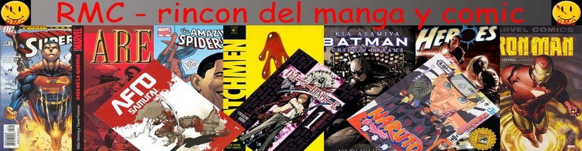 RINCON DEL MANGA y COMIC