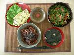 Japanese BIO dinner