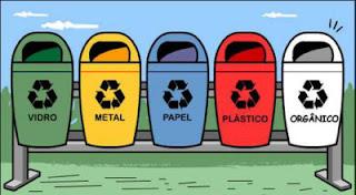 Como separar o lixo