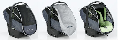 UPPA Baby Bubble Universal Car Seat Cover Protects From The Sun Wind And Rain