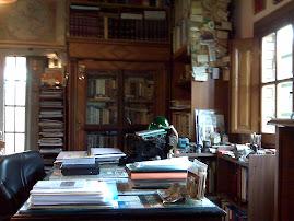 Sección de nuestro escritorio de trabajo