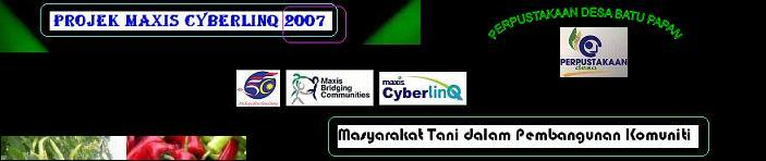 Maxis CyberlinQ07-PD Batu Papan