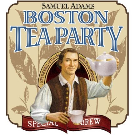 Boston Tea Party. After smearing the Tea Party