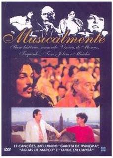 DVD Vinicius,Jobim,Toquinho y Miucha [Italia '78]