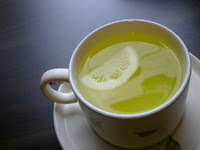Honey Lemon Drink