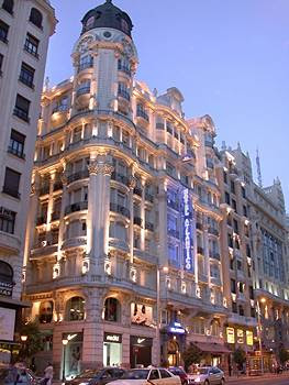 Hotels Best Western Atlantico In Madrid