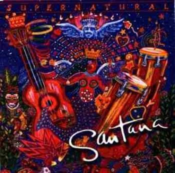 Santana álbum Supernatural
