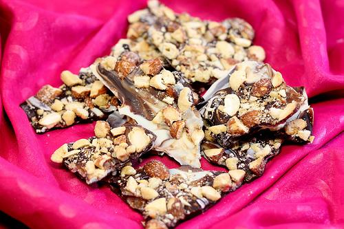 Mixed Chocolate Bark
