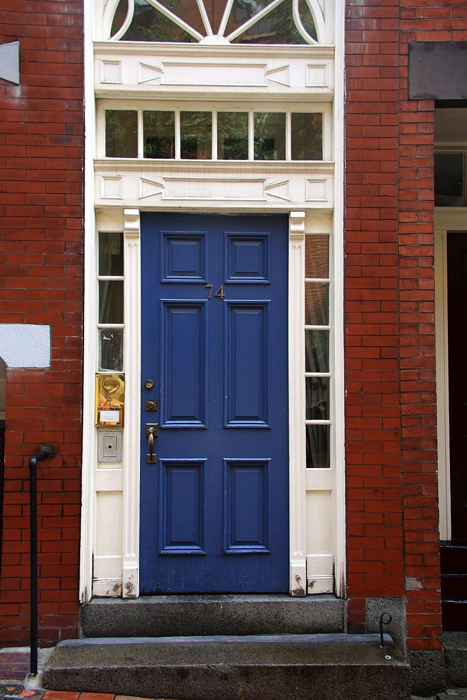 Doors of Boston & Housepeepers: Doors of Boston