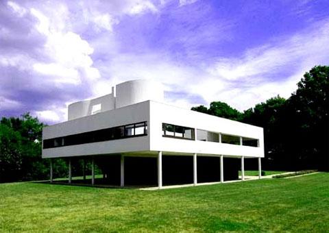 Arquitetura e outros pormenores disse que me disse villa arpel x villa savoye - Le corbusier casas ...