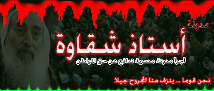 أجرأ مدونة مصرية تدافع عن حق المواطن