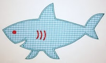Shark II Applique