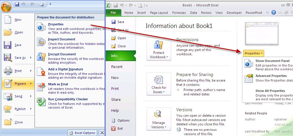 how to disable an add in excel 2010