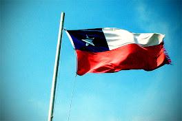 Bandera Chilena Actual