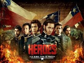 Héroes Chilenos (recreación)