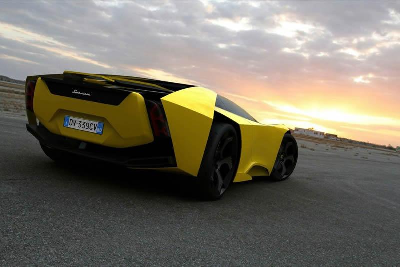Lamborghini MaduraLamborghini Concept 2016