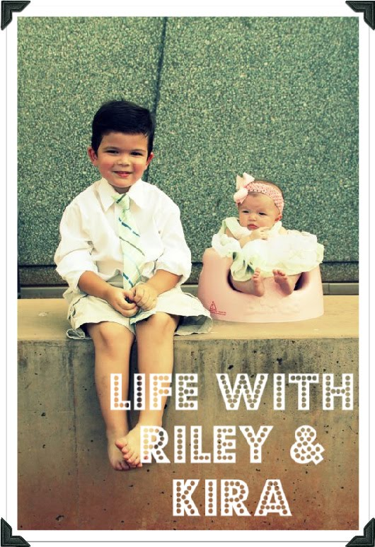 life with riley &amp; kira
