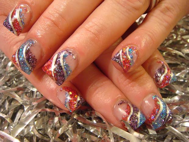 ibs las vegas nails acrylic show
