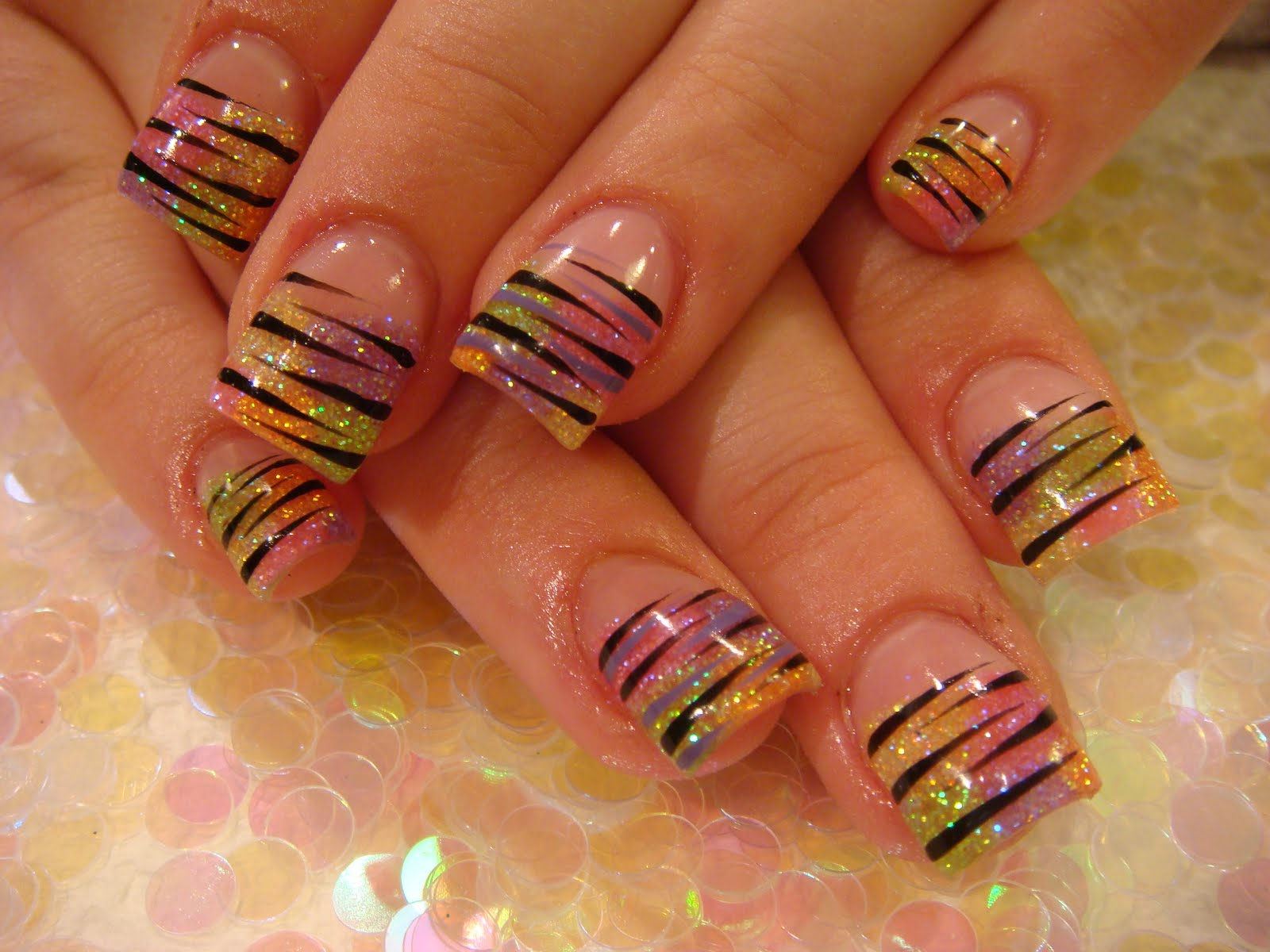 Beautiful Nail Art: FUN FUN FUN!