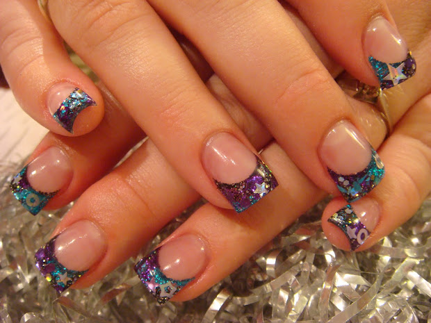 crazy sexy cool nails acrylic