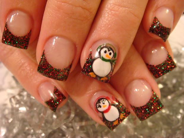 nail art december 2010