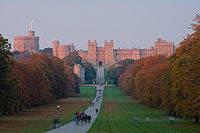 Castello di Windsor (Inghilterra)