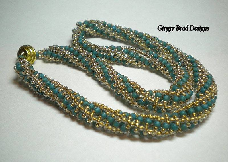 Russian Spiral Bead http://gingerbeads.blogspot.com/2010/10/fun-with-russian-spiral.html