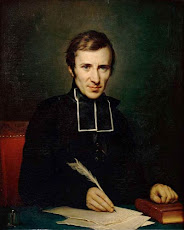 Félicité Robert de Lamennais:  filósofo e escritor político francês.