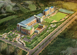 Artist Rendition of the DTV Campus