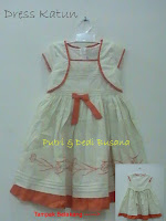 dress pesta anak aliza kids