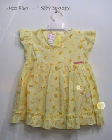 Putri busana, Baju bayi snoppy