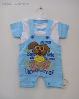 baju kodok bayi, putri busana