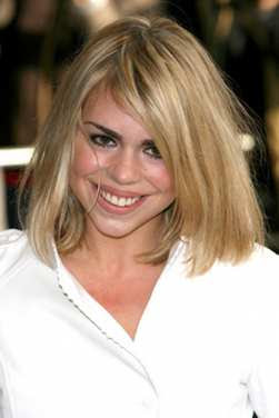 Billie Piper Feared For Son
