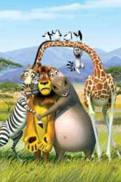 Madagascar Sequel Tops Global Box Office Chart