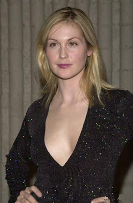 Kelly Rutherford dubbed violent by Daniel Giersch