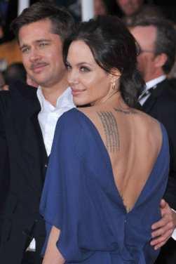 Angelina Jolie 'Misplaces' Her Oscar