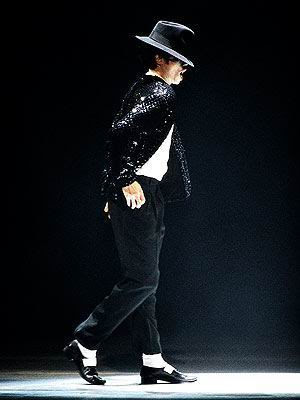 Incredible pics of Michael Jakson's first Moonwalk emerge