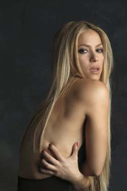 Shakira Stuns Family With Sexy Shoot