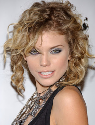 AnnaLynne McCord Has Family Fun on Malibu