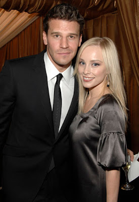 David Boreanaz Names Daughter Bardot