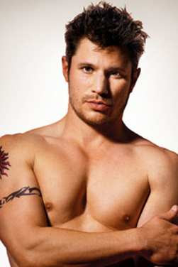 Nick Lachey Auctions Himself Off For Charity