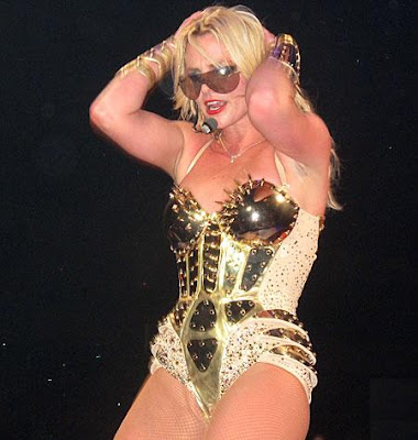 Britney Spears' Suggestive New Song