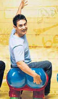 Aamir's 3 Idiots