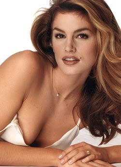 American supermodel Cindy Crawford revealed that people want to think that she is sexy
