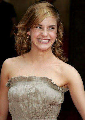 Emma Watson stripped unnecessarily for Harry Potter
