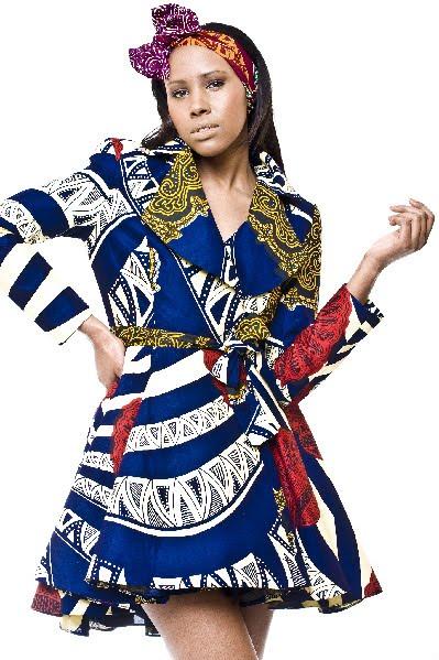 ankara african print trench coat 0n ciaafrique -kitenge coat